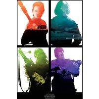 Star Wars Episode 7 Rebel Block Maxi Poster - Star Wars Gifts