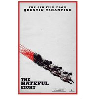 The Hateful 8 Teaser Maxi Poster - Art Gifts