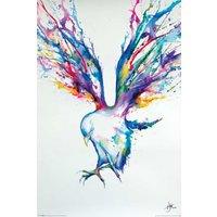 Marc Allante Bird Maxi Poster