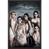 Pretty Little Liars Season 7 Framed Maxi Poster - Pretty Little Liars Gifts
