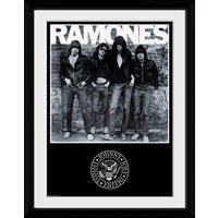 Ramones Album Collector Print - Ramones Gifts