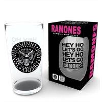 Ramones Seal Pint Glass - Ramones Gifts