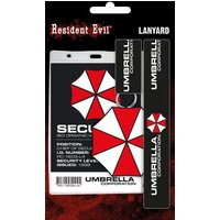 Resident Evil Umbrella Lanyard - Umbrella Gifts