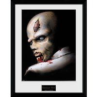 Resident Evil Zombie Collector Print - Zombie Gifts