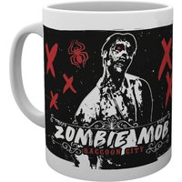 Resident Evil Zombie Mob Mug - Zombie Gifts