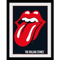 Rolling Stones Lips Collector Print - Rolling Stones Gifts