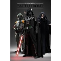 Star Wars Battlefront Dark Side Maxi Poster