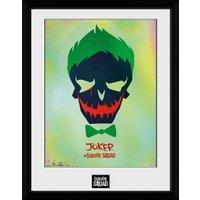 Suicide Squad Joker Skull Collector Print