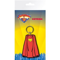 Superman Cape Keyring - Superman Gifts
