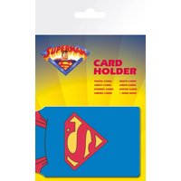 Superman Cape Travel Pass Card Holder - Superman Gifts