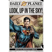 Superman Daily Planet Maxi Poster - Superman Gifts