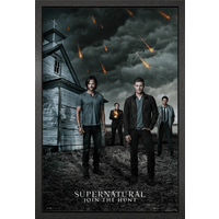 Supernatural Church Framed Maxi Poster