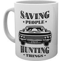 Supernatural Hunting Things Mug - Hunting Gifts