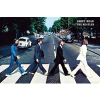 The Beatles Abbey Road Maxi Poster - The Beatles Gifts