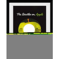 The Beatles Apple Framed Collector Print