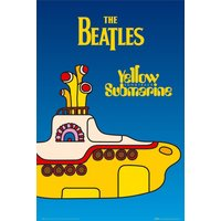 The Beatles Yellow Submarine Cover Maxi Poster - The Beatles Gifts