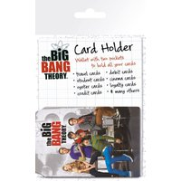 The Big Bang Theory Classroom Travel Pass Card Holder - The Big Bang Theory Gifts