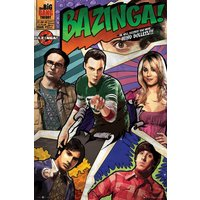 The Big Bang Theory Comic Maxi Poster - The Big Bang Theory Gifts