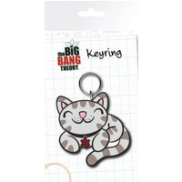 The Big Bang Theory Kitty Keyring - The Big Bang Theory Gifts