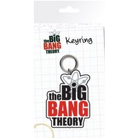 The Big Bang Theory Logo Keyring - The Big Bang Theory Gifts