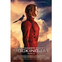 The Hunger Games Mockingjay 2 The Mockingjay Maxi Poster - Hunger Games Gifts