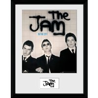 The Jam In The City Collector Print