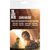 The Last Of Us Ellie and Joel Travel Pass Card Holder