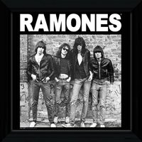 The Ramones Album Framed Album Print - Ramones Gifts