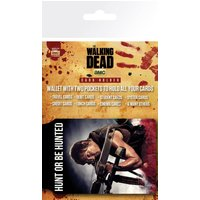 The Walking Dead Daryl Travel Pass Card Holder