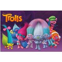 Trolls Characters Maxi Poster - Trolls Gifts