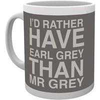 Valentines Mr Grey Valentines Day Mug