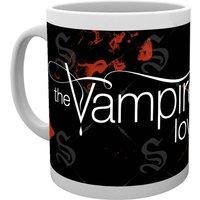 Vampire Diaries Logo Mug - Vampire Gifts