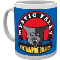 Vampire Diaries Mystic Falls Mug - Vampire Gifts