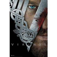 Vikings Key Art Maxi Poster - Vikings Gifts