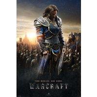 Warcraft Lothar Maxi Poster