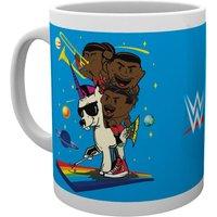 WWE New Day Cartoon Mug - Cartoon Gifts