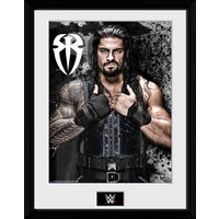 WWE Roman Reigns Photo Collector Print - Wwe Gifts