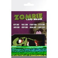Zombie Travel Pass Card Holder - Zombie Gifts