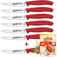GEFRO 7er-Set Steakmesser (6 +1 gratis)*