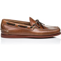 Camp Moc Decker Pull Up Leather Mid Brown
