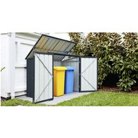 Globel Metallgerätebox Easy Tonnen-Depot ¿Easy¿ 5x3 - 2bins