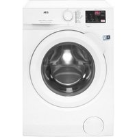 AEG L6FBI841N Washing Machine White
