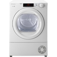 Candy GSVC10TG Tumble Dryer Condenser White