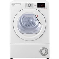 Hoover DXC8DE Tumble Dryer Condenser White