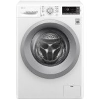 LG W5J5TN4WW Washing Machine White