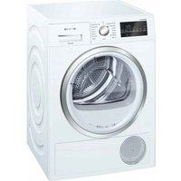 Siemens WT46G491GB Tumble Dryer Condenser White