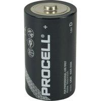 1 x Duracell Pro D Battery