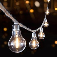 Click to view product details and reviews for 10 Bulb Jute Rope String Lights.