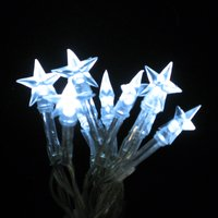 Click to view product details and reviews for 10 Led Star Fairy Lights.