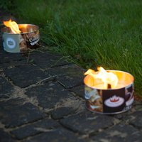 Click to view product details and reviews for 12 Hour Citronella Candle Tin Ff188.